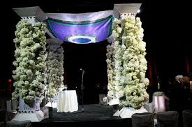 Chuppah Canopy A Bride Doesn U0027t Have To Be Jewish To Enjoy A Chuppah At Her Wedding