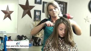 radona hair cut video medium hairstyles haircut tutorial for layered length hair youtube