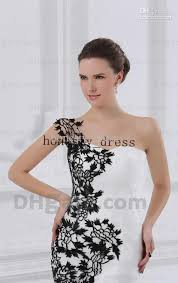 black and white dresses black and white lace dress