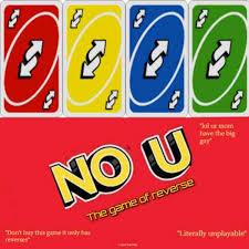 No U Meme - no u the game of reverse meme xyz