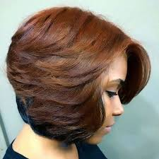 Sew In Bob Hairstyle 50 Pretty Sew In Hairstyles For Inspiration Hair Motive Hair Motive