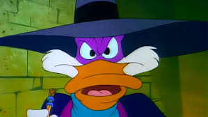 darkwing duck u0027 the cartoon with heart that brought