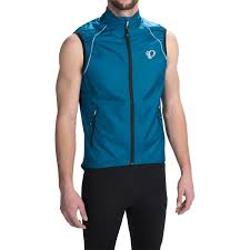 cycling jacket blue pearl izumi elite barrier cycling jacket for men save 52