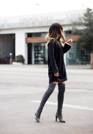 best 25 knee high boots ideas on pinterest boots suede