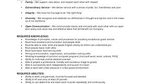 resume vibrant restaurant server resume 11 restaurant server