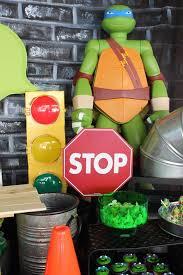 140 teenage mutant ninja turtles party ideas images
