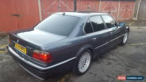bmw 728i for sale uk bmw 7 series 2 8 auto 2001 leather tv tinted for sale in