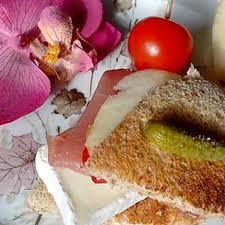 canap au fromage canapé au bacon et fromage recette au fromage