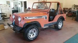 1974 jeep renegade 1974 jeep cj5 renegade 360 3 spd 3 73 posi needs all