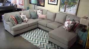 Ashley Raf Sofa Sectional Ashley Furniture Kerridon Putty Sectional 263 Review Youtube