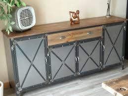 meuble de cuisine style industriel meuble de cuisine style industriel tourdissant table de avec