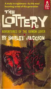 themes in the story the lottery the lottery or the adventures of james harris 1949 by shirley