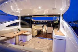 luury yacht interior design decoration round pulse for facebook