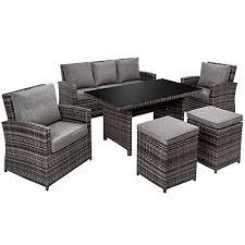 Grey Rattan Outdoor Furniture by The 25 Best Grey Rattan Garden Furniture Ideas On Pinterest