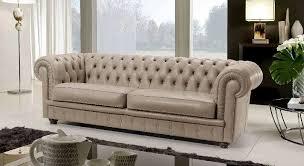 mod e de canap canapé en cuir capitonné style chesterfield