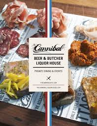 the cannibal beer u0026 butcher nyc meat veggies beer 113 e 29th