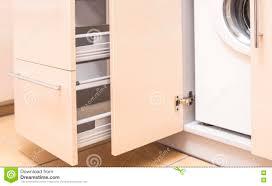 waschmaschine in küche küche mini cabinet mit portrable waschmaschine nach innen