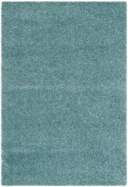Blue Shaggy Rug Light Blue Shag Rug Charlotte Collection Safavieh Com