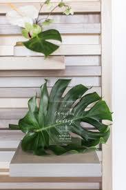 modern minimalist wedding ideas with a tropical twist ruffled