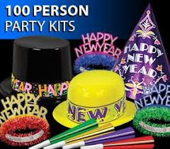 new years kits cheap new year s party kits and favors