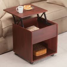 laptop computer end table top popular lift top end table with regard to home designs 1pop info