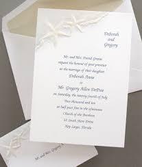 starfish wedding invitations the wedding invitations elegantweddinginvites