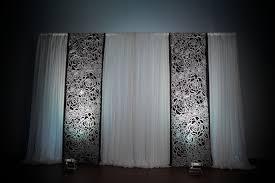 wedding backdrop panels backdrop lighting for weddings backdrop hardware