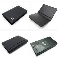 Black Business Card Holder Tstaile Rakuten Global Market Dunhill Dunhill Business Card