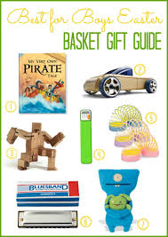 easter basket boy boys easter basket gift ideasthe shopping