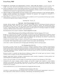 Cognos Sample Resume Resume Accenture Free Resume Example And Writing Download