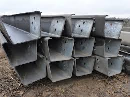 used crash barriers