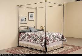 wrought iron canopy bed com buy king size wrought iron canopy beds