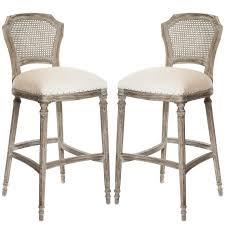cane back swivel bar stool french bar stool rattan bar stools
