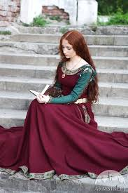 25 discount medieval wool dress sansa limited