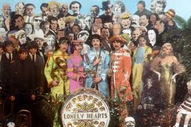sargeant peppers album cover how sgt pepper got its cover culturesonar