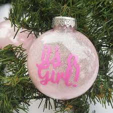 Christmas Glitter Ornaments Glitter Ornaments U2013 A Little Lady And Me