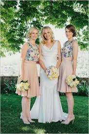 floral bridesmaid dresses printed bridesmaid dresses