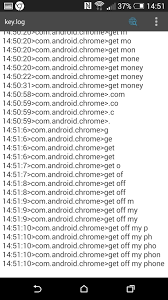 android keylogger use a keylogger to record what friends do on your android htc
