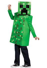 minecraft costumes child s minecraft creeper costume kids costumes