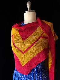 ravelry wrap knit pattern by carissa browning