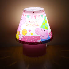Kids Lighting Peppa Pig Kool Lamp Bedside Lamp Children U0027s Kids Lighting
