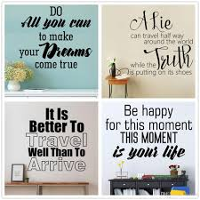 famous quotes wall sticker life inspirational wall decal vinyl famous quotes wall sticker life inspirational wall decal vinyl removable phrase and sayings motivational stickers home decor wall decals for adults wall
