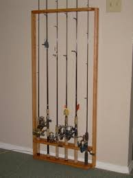 Fishing Rod Storage Cabinet Tel Woodworking
