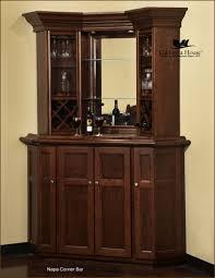 corner bar cabinet black corner home bar weliketheworld com