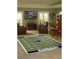 Dallas Cowboys Area Rug Sports Area Rugs Luxedecor