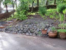 Garden Rock Wall by Chickadee Gardens 2016