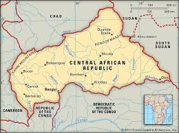 Africa Map Rivers Ubangi River Pictures Posters News And Videos On Your Pursuit