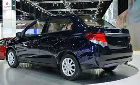 amaze honda car price honda amaze and brio gets variants price features