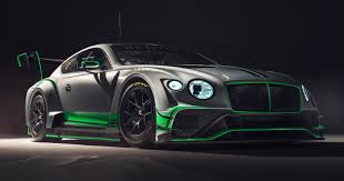 car bentley bentley continental gt3 u2013 new race car revealed