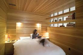 wood interior design entirely wood unusually warm bedroom interior design
